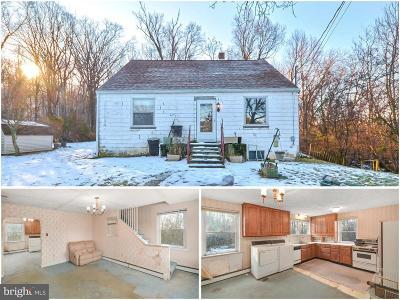 Boonsboro Single Family Home For Sale: 21641 Ridenour Road