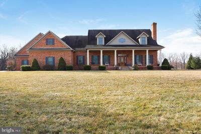 Hagerstown Single Family Home For Sale: 21211 Leitersburg Pike