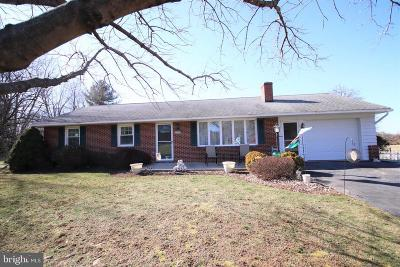 Boonsboro Single Family Home For Sale: 21142 San Mar Road