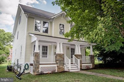 Hagerstown Single Family Home For Sale: 1342 The Terrace