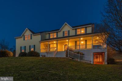 Boonsboro Single Family Home For Sale: 5705 Reno Court