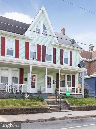 Hagerstown Multi Family Home For Sale: 532 N Mulberry Street