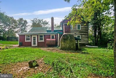 Farm Under Contract: 8619 Mapleville Road