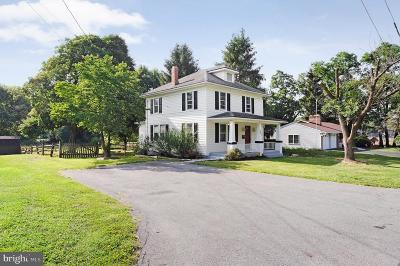 Hagerstown Single Family Home For Sale: 10805 Roessner Avenue