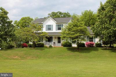Boonsboro Single Family Home For Sale: 18208 Manor Church Road