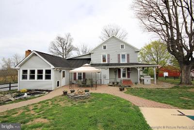 Hagerstown Single Family Home For Sale: 13228 Greencastle Pike