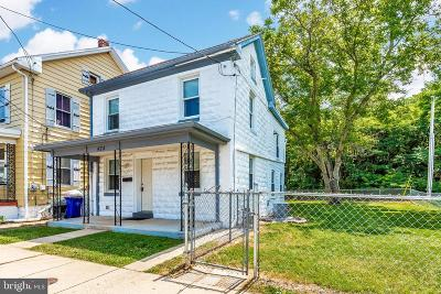 Hagerstown Single Family Home For Sale: 474- 470 Mitchell Avenue