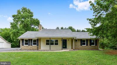 Sharpsburg Single Family Home For Sale: 7233 Dam 4 Road