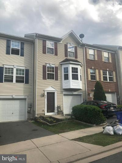 Hagerstown Townhouse For Sale: 876 Monet Drive