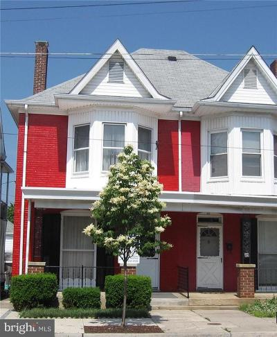 Hagerstown Single Family Home For Sale: 33 Westside Avenue
