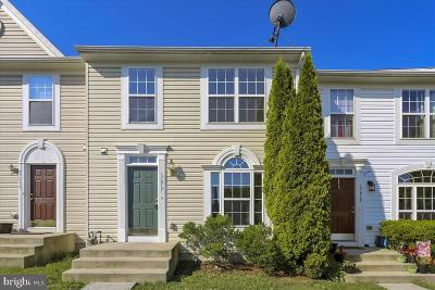 Hagerstown Townhouse For Sale: 17617 Potter Bell Way