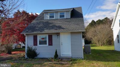 Willards Single Family Home For Sale: 7296 Canal Street