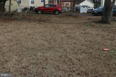Wicomico County, WICOMICO COUNTY Residential Lots & Land For Sale: 313 Barclay Street