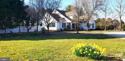 Wicomico County Farm For Sale: 7460 Rockawalkin Road