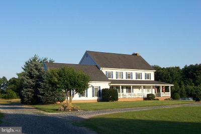 Wicomico County Farm For Sale: 25859 Porter Mill Road