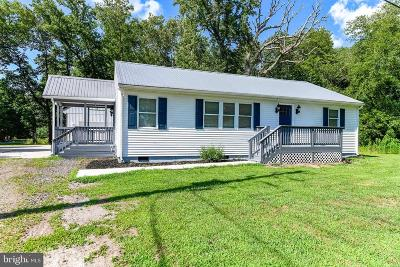 Single Family Home For Sale: 30454 Gordy Mill Road