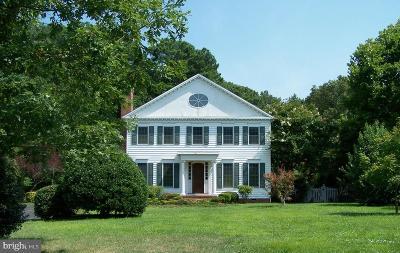 Pocomoke City Single Family Home For Sale: 2150 Orchard Drive