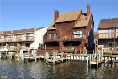 Ocean City Townhouse For Sale: 11609 Windward Drive #D