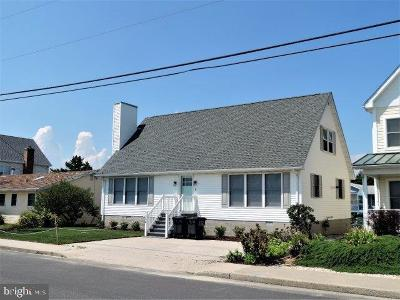 Ocean City Single Family Home For Sale: 156 Old Landing Road