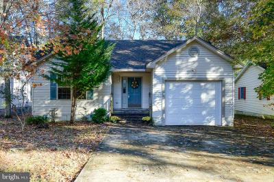 Ocean Pines Single Family Home For Sale: 83 Camelot Circle