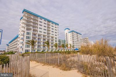 Ocean City Single Family Home For Sale: 9100 Coastal Highway #202