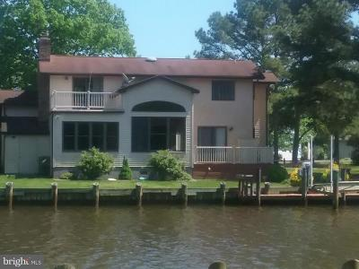 Ocean Pines Single Family Home For Sale: 15 N Pintail Drive