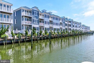 Ocean City Condo For Sale: 13000 Marina View Lane #24