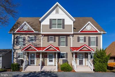 Ocean City Townhouse For Sale: 744 94th Street #C