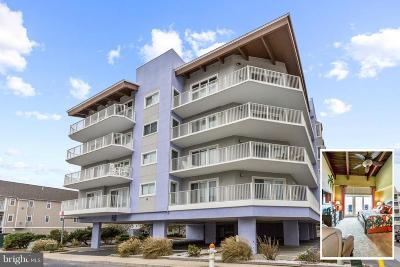 Ocean City Condo For Sale: 6 62nd Street #501