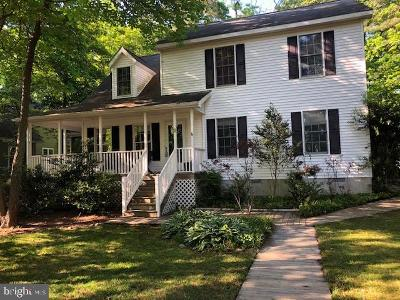 Ocean Pines Single Family Home For Sale: 2 Bimini Lane