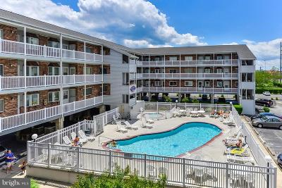 Ocean City Condo For Sale: 5500 Coastal Highway #B330