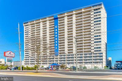 Ocean City Condo For Sale: 11700 Coastal Highway #2002