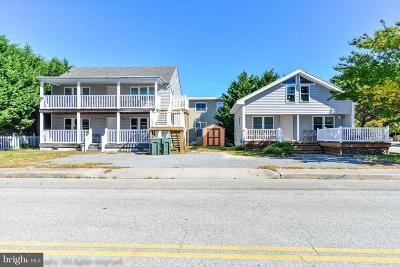 Ocean City Multi Family Home For Sale: 602 Seaweed Lane #3B