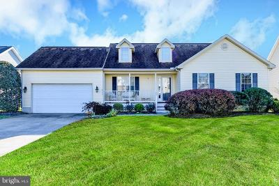 Ocean City Single Family Home For Sale: 10246 Bent Creek Road
