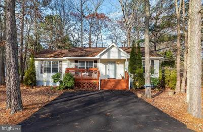 Ocean Pines Single Family Home For Sale: 27 Quarter Staff Place