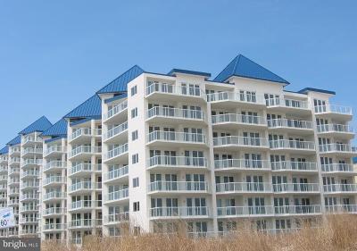 Ocean City Single Family Home For Sale: 6 60th Street #601