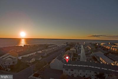 Ocean City Townhouse For Sale: 9101 Rusty Anchor Road #101