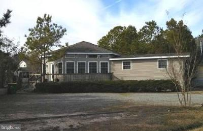 Ocean Pines Single Family Home For Sale: 3 Clipper Court