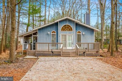 Ocean Pines Single Family Home For Sale: 8 Harwich Court