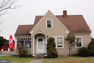 Pocomoke City Single Family Home For Sale: 401 Walnut Street
