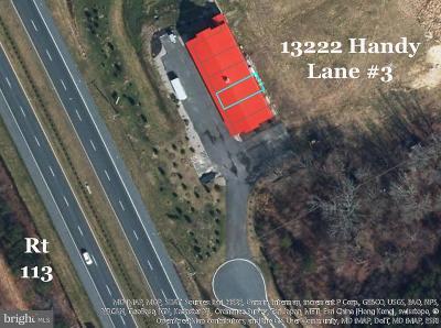 Berlin, Bishopville, Ocean City, Ocean Pines Commercial Lease For Lease: 13222 Handy Lane #3