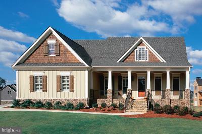 Snow Hill Single Family Home For Sale: Lot 10 Secretariat Drive