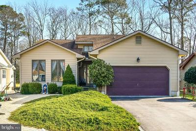 Ocean Pines Single Family Home For Sale: 10 Fairhaven Court