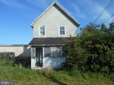 Pocomoke City Single Family Home For Auction: 107 Cherry Street