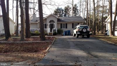 Ocean Pines Single Family Home For Sale: 54 Nottingham Lane