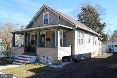Pocomoke City Single Family Home For Sale: 3 Clarke Avenue