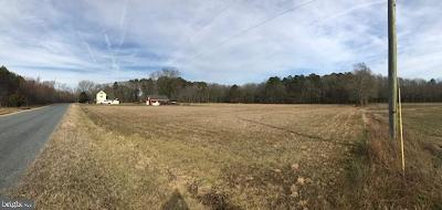 Bishopville Residential Lots & Land For Sale: 12534 N Piney Point Road