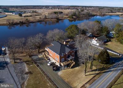 Berlin Single Family Home For Sale: 11418 Gum Point Road