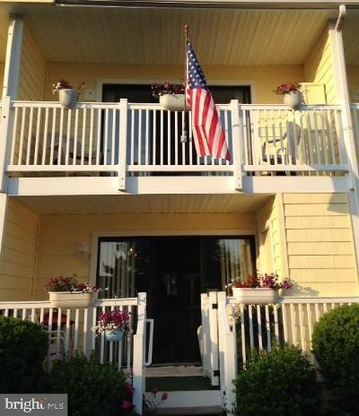 Ocean City Townhouse For Sale: 701 Rusty Anchor Road #18