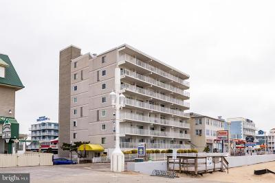 Ocean City Single Family Home For Sale: 401 Atlantic Avenue #402